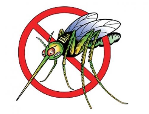 Obavijest o suzbijanju komaraca