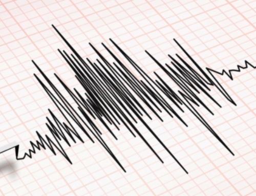 Obavijest- odluka za pomoć potres žuta i crvena naljepnica